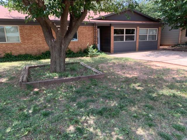 4815 9th Street, Lubbock, TX 79416 (MLS #202107330) :: Better Homes and Gardens Real Estate Blu Realty