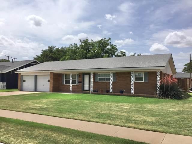 3510 Bangor Drive, Lubbock, TX 79407 (MLS #202107344) :: Duncan Realty Group