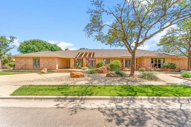4203 88th Place, Lubbock, TX 79423 (MLS #202107368) :: Better Homes and Gardens Real Estate Blu Realty