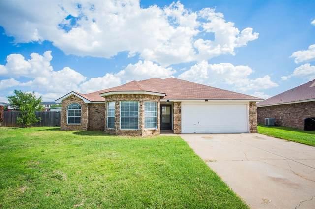 813 Genoa Avenue, Lubbock, TX 79416 (MLS #202107350) :: Duncan Realty Group