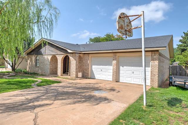 3417 83rd Drive, Lubbock, TX 79423 (MLS #202107399) :: Duncan Realty Group