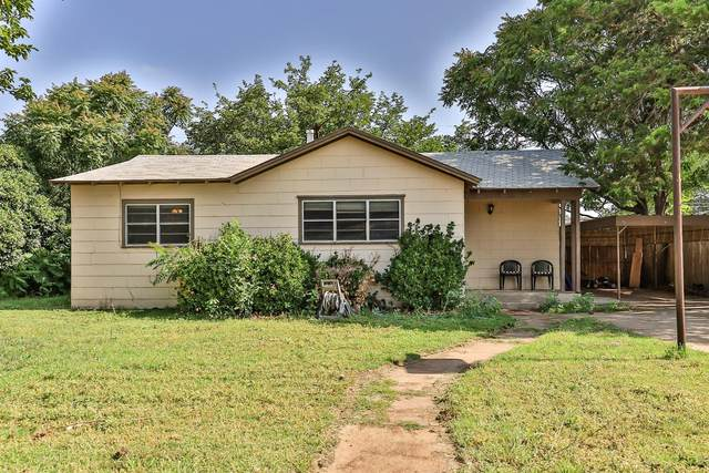 2812 38th Street, Lubbock, TX 79413 (MLS #202107230) :: Better Homes and Gardens Real Estate Blu Realty