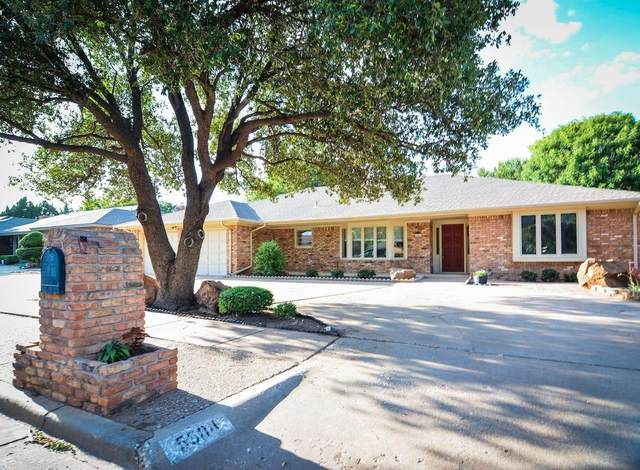 5504 79th Street, Lubbock, TX 79424 (MLS #202107305) :: Better Homes and Gardens Real Estate Blu Realty