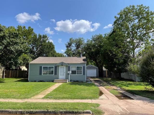 3503 24th Street, Lubbock, TX 79410 (MLS #202107484) :: McDougal Realtors