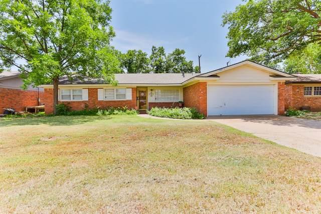 2133 69th Street, Lubbock, TX 79412 (MLS #202106252) :: Duncan Realty Group