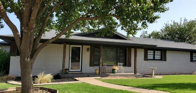 1007 W 10th, Post, TX 79356 (MLS #202107497) :: Better Homes and Gardens Real Estate Blu Realty