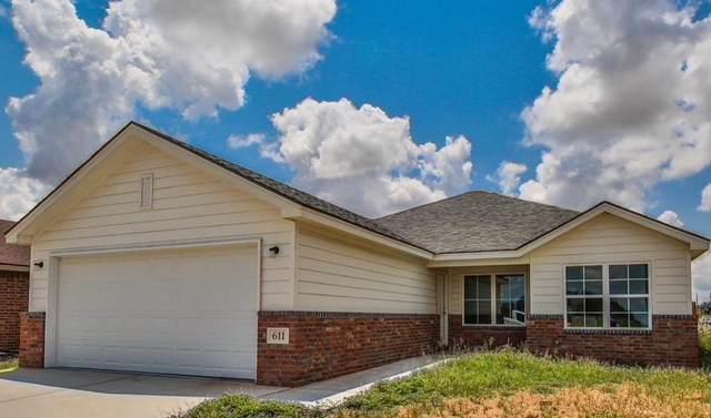 611 N Teak Avenue, Lubbock, TX 79403 (MLS #202107384) :: Stacey Rogers Real Estate Group at Keller Williams Realty