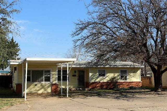 4020 38th Street, Lubbock, TX 79413 (MLS #202107505) :: Reside in Lubbock | Keller Williams Realty