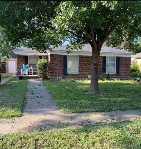 2514 31st Street, Lubbock, TX 79410 (MLS #202107543) :: Reside in Lubbock | Keller Williams Realty