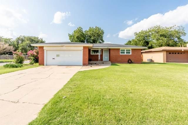 3816 38th Street, Lubbock, TX 79413 (MLS #202107279) :: McDougal Realtors