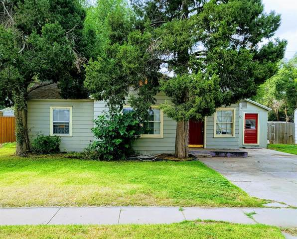 3309 28th Street, Lubbock, TX 79410 (MLS #202107551) :: Stacey Rogers Real Estate Group at Keller Williams Realty