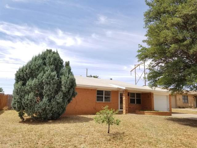 709 11th Street, Wolfforth, TX 79382 (MLS #202107557) :: Better Homes and Gardens Real Estate Blu Realty