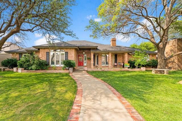 4610 93rd Street, Lubbock, TX 79424 (MLS #202107544) :: Duncan Realty Group