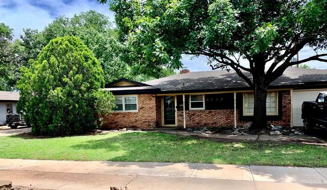 3517 52nd Street, Lubbock, TX 79413 (MLS #202107574) :: Better Homes and Gardens Real Estate Blu Realty