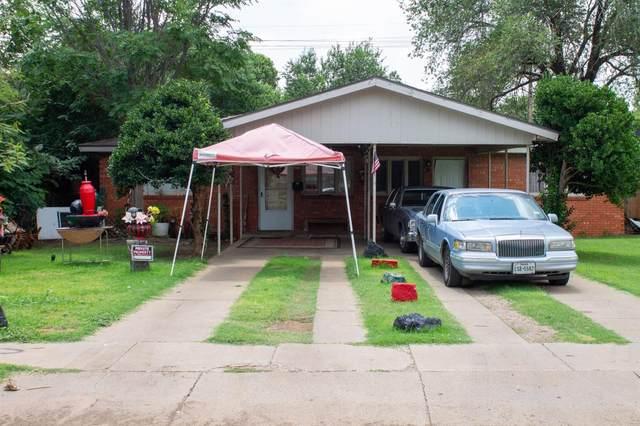 2115 35th Street, Lubbock, TX 79412 (MLS #202107605) :: Duncan Realty Group