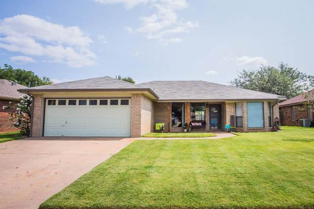 6031 71st Street, Lubbock, TX 79424 (MLS #202107608) :: Duncan Realty Group