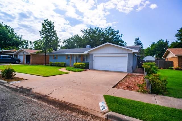 808 W 6th Street, Idalou, TX 79329 (MLS #202107433) :: Duncan Realty Group