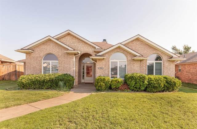 5908 101st Place, Lubbock, TX 79424 (MLS #202107616) :: Duncan Realty Group