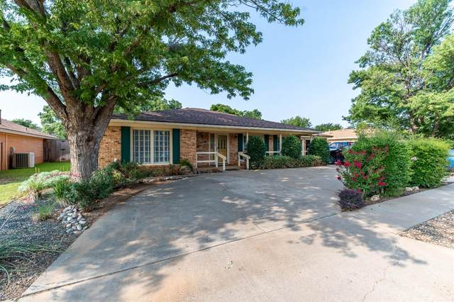 5711 78th Street, Lubbock, TX 79424 (MLS #202107434) :: Better Homes and Gardens Real Estate Blu Realty