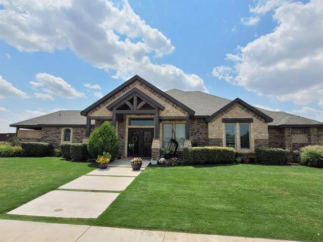 1524 Churchill Avenue, Wolfforth, TX 79382 (MLS #202107620) :: The Lindsey Bartley Team