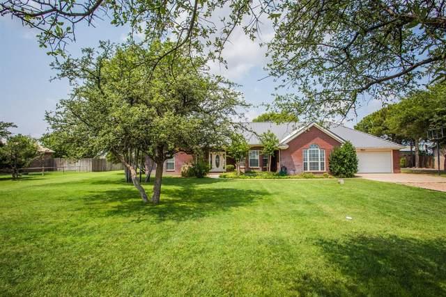 9515 E County Road 6700, Slaton, TX 79364 (MLS #202107609) :: McDougal Realtors