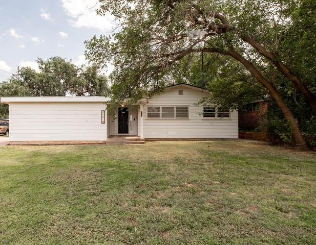 3601 30th Street, Lubbock, TX 79410 (MLS #202107606) :: Better Homes and Gardens Real Estate Blu Realty