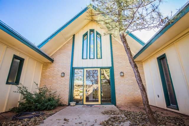 2913 68th Street, Lubbock, TX 79413 (MLS #202107610) :: Rafter Cross Realty