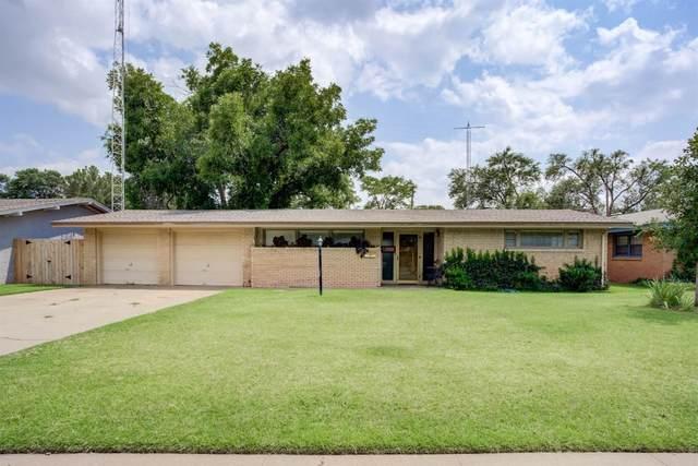 2505 55th Street, Lubbock, TX 79413 (MLS #202107643) :: Rafter Cross Realty