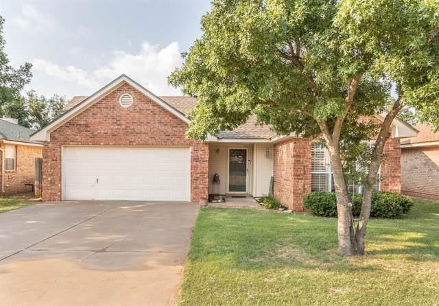 2215 91st Street, Lubbock, TX 79423 (MLS #202107655) :: Duncan Realty Group