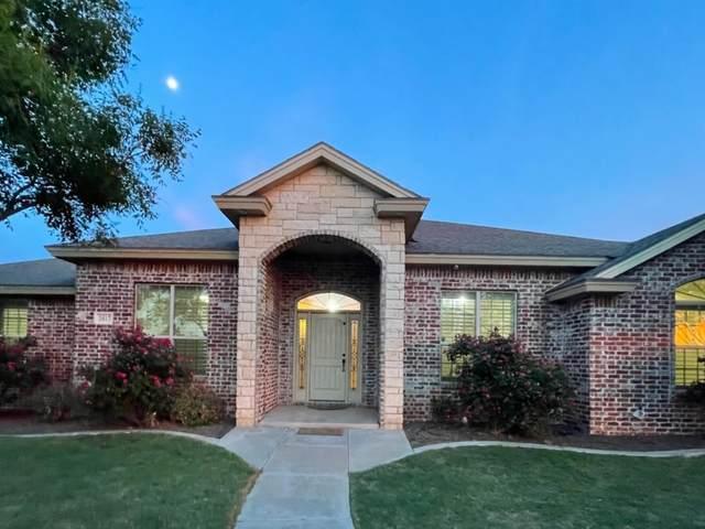 5817 111th Street, Lubbock, TX 79424 (MLS #202107659) :: Duncan Realty Group
