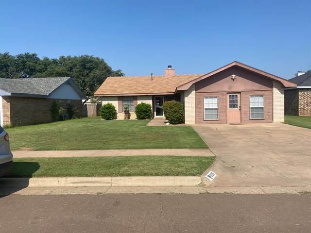1106 Homestead Avenue, Lubbock, TX 79416 (MLS #202107570) :: Duncan Realty Group