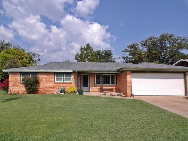 6008 Ave V, Lubbock, TX 79412 (MLS #202107564) :: Duncan Realty Group