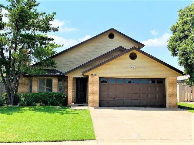 5609 95th Street, Lubbock, TX 79424 (MLS #202107667) :: Duncan Realty Group