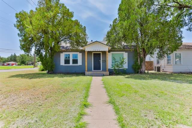 3001 31st Street, Lubbock, TX 79410 (MLS #202107477) :: Duncan Realty Group