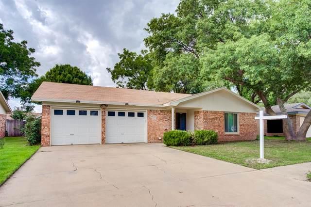 4822 72nd Street, Lubbock, TX 79424 (MLS #202107671) :: Duncan Realty Group