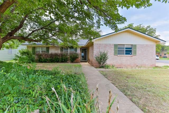 4802 53rd Street, Lubbock, TX 79414 (MLS #202107478) :: Duncan Realty Group