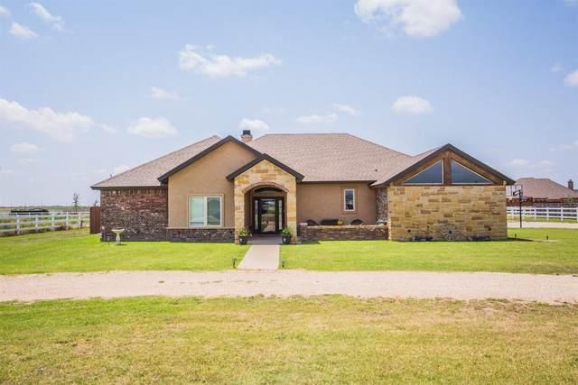 11606 County Road 1320, Wolfforth, TX 79382 (MLS #202107652) :: McDougal Realtors