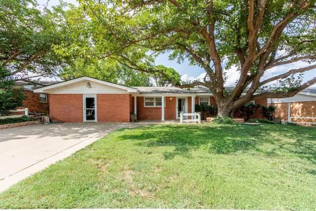 4414 26th Street, Lubbock, TX 79410 (MLS #202107678) :: The Lindsey Bartley Team