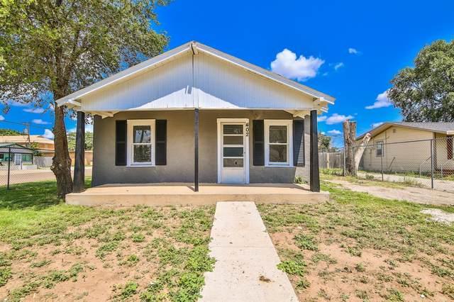 402 Walnut Street, Idalou, TX 79329 (MLS #202107496) :: Lyons Realty
