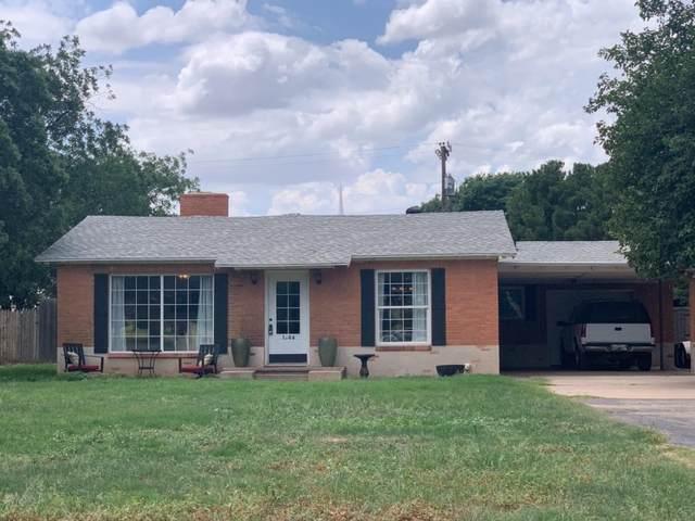 1806 Ave H, Levelland, TX 79336 (MLS #202107694) :: McDougal Realtors
