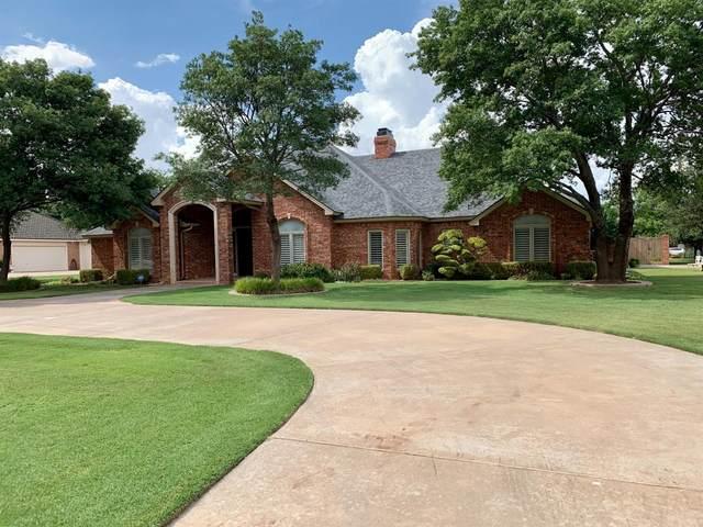 3702 156th Street, Lubbock, TX 79423 (MLS #202107699) :: McDougal Realtors
