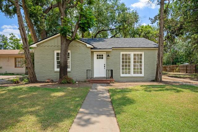 2219 24th Street, Lubbock, TX 79411 (MLS #202107700) :: Better Homes and Gardens Real Estate Blu Realty