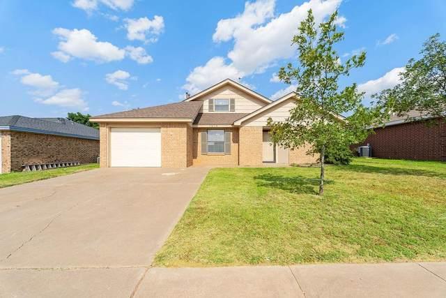 1614 Bryan Avenue, Wolfforth, TX 79382 (MLS #202107702) :: McDougal Realtors