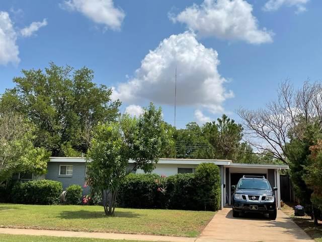 2727 68th Street, Lubbock, TX 79413 (MLS #202107697) :: The Lindsey Bartley Team