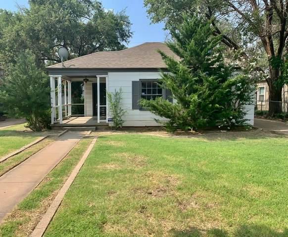 2217 21st Street, Lubbock, TX 79411 (MLS #202107651) :: Reside in Lubbock | Keller Williams Realty