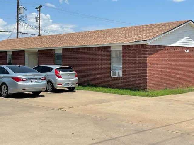 1518 82nd Street, Lubbock, TX 79423 (MLS #202107575) :: Rafter Cross Realty