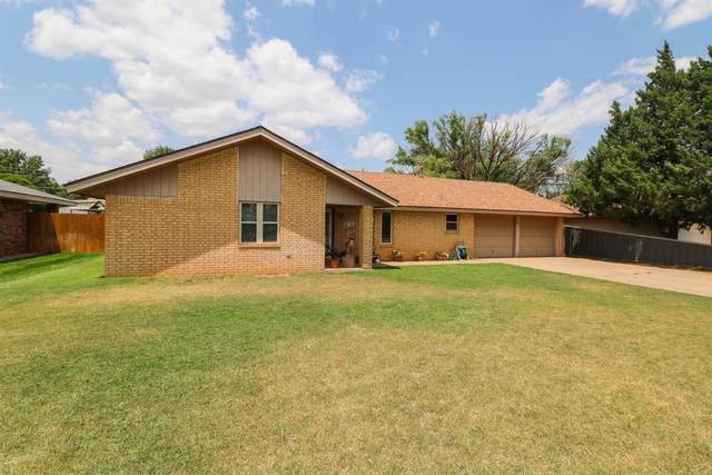 227 E 28th Street, Littlefield, TX 79339 (MLS #202107666) :: Better Homes and Gardens Real Estate Blu Realty