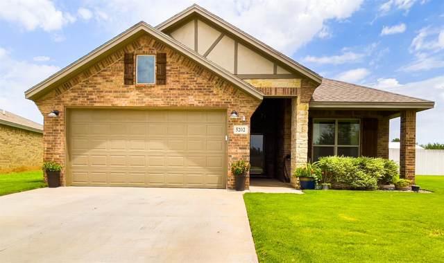 5202 Kemper Street, Lubbock, TX 79416 (MLS #202107707) :: The Lindsey Bartley Team