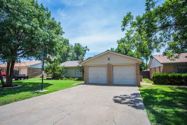 4407 55th Street, Lubbock, TX 79414 (MLS #202107733) :: Better Homes and Gardens Real Estate Blu Realty