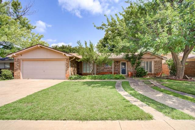 2624 76th Street, Lubbock, TX 79423 (MLS #202107736) :: Better Homes and Gardens Real Estate Blu Realty